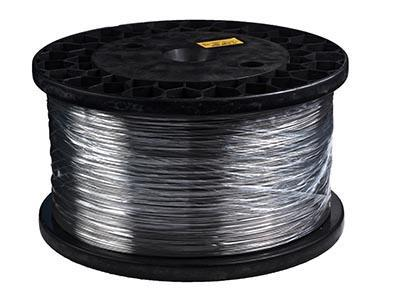 316L Annealed Wire 122 feet // 40 meter 0.094 inch // 2.4 mm Stainless steel annealed wire