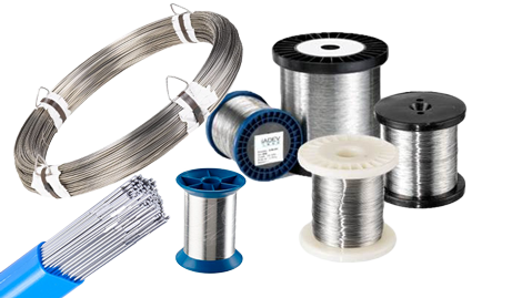 Home - Stainless Steel Wire : Wires and Rods Online Shop